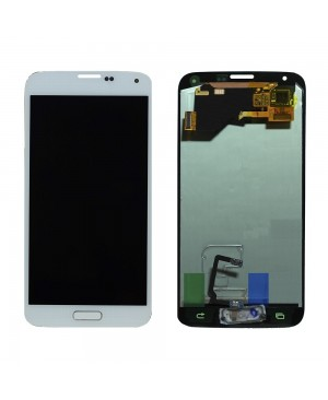 Galaxy S5 LCD with Digitizer  – White