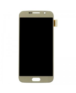 Galaxy S6 LCD with Digitizer– Gold
