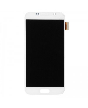 Galaxy S6 LCD with Digitizer – White