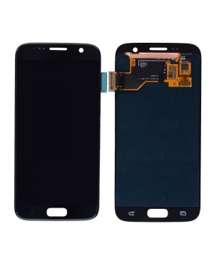 Galaxy S7 LCD with Digitizer – Black