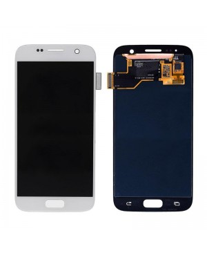 Galaxy S7 LCD with Digitizer – white