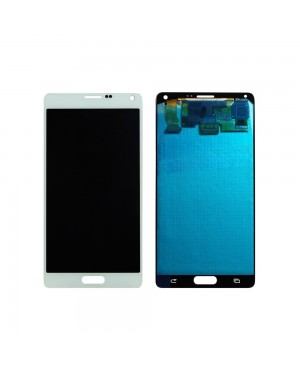 Note 4 LCD with Digitizer  – White