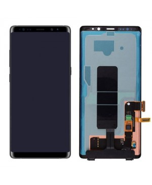 Note 8 LCD with Digitizer – Black