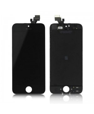 IPHONE 5 LCD SCREEN AND DIGITIZER ASSEMBLY BLACK OEM QUALITY
