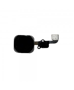 iPhone 6 Plus (5.5″) Home Button Key with Flex Cable – Black