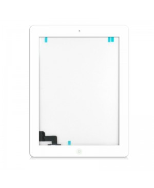 IPAD 2 TOUCH SCREEN DIGITIZER ASSEMBLY WITH HOME BUTTON PREMIUM QUALITY WHITE