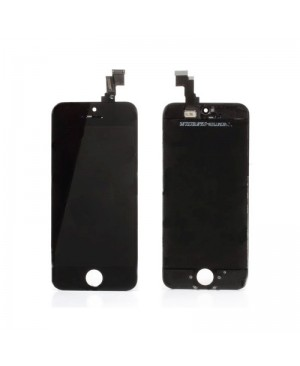 IPHONE 5C LCD SCREEN AND DIGITIZER ASSEMBLY BLACK PREMIUM QUALITY