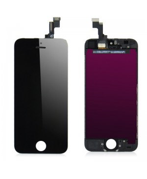 IPHONE 5S LCD SCREEN AND DIGITIZER ASSEMBLY BLACK PREMIUM QUALITY