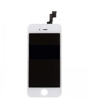 IPHONE 5S LCD SCREEN AND DIGITIZER ASSEMBLY WHITE PREMIUM QUALITY