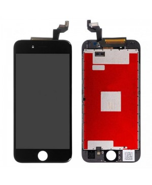 IPHONE 6S LCD SCREEN AND DIGITIZER ASSEMBLY BLACK PREMIUM QUALITY