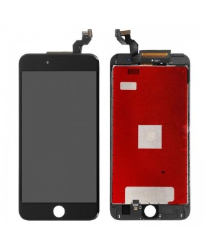 IPHONE 6S PLUS LCD SCREEN AND DIGITIZER ASSEMBLY BLACK PREMIUM QUALITY